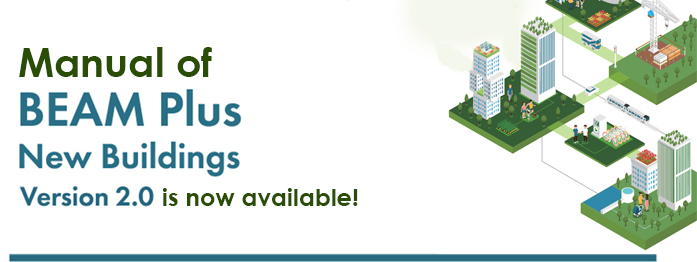 BEAM Plus New Buildings v2.0 is now available